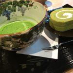 伊藤久右衛門の宇治抹茶ロールケーキ