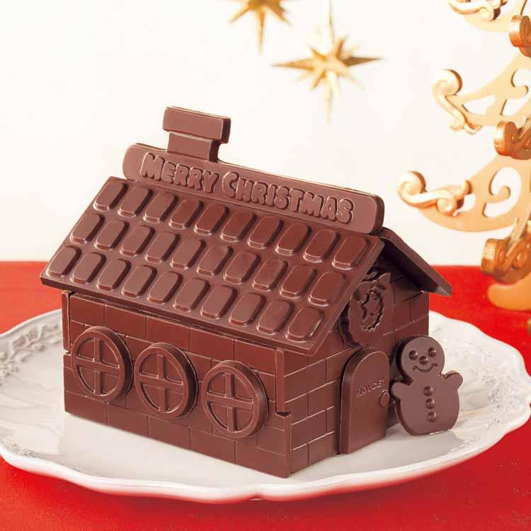 チョコレートの家